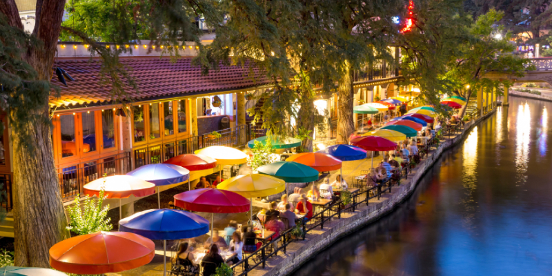 Weekend Destinations from Dallas